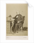 Portrait of James Scott Bowerbank (1797-1877) by Maull & Co