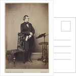 Portrait of William Bowman (1816-1892) by Maull & Polyblank