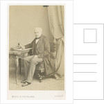 Portrait of William Thomas Brande (1788-1866) by Maull & Polyblank