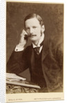 Portrait of Philip Herbert Carpenter (1852-1891) by Maull & Fox