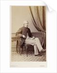 Portrait of Henry John Carter (1813-1895) by Maull & Co
