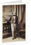 Portrait of Arthur Cayley (1821-1895) by Maull & Polyblank