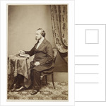 Portrait of Henry Christmas (1811-1868) by Maull & Polyblank