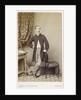 Portrait of Alexander Ross Clarke (1828-1914) by Maull & Polyblank