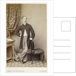 Portrait of Alexander Ross Clarke (1828-1914) by Maull & Polyblank