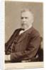 Portrait of Charles Baron Clarke (1832-1906) by Maull & Fox