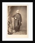 Portrait of Walter Crum (1796-1867) by Maull & Polyblank