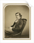 Portrait of Thomas Henry Huxley (1825-1895) by Maull & Polyblank