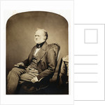 Portrait of Charles Lyell (1797-1875) by Maull & Polyblank