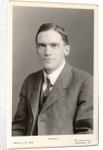 Portrait of Howard Turner Barnes (1873-1950) by Maull & Fox
