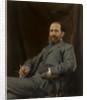 Portrait of Arthur Schuster (1851-1934) by William Orpen