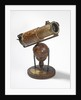 Isaac Newton's reflecting telescope by Anonymous