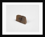 Fragment of wood from Woolsthorpe by Anonymous