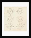 Terrestrial globes with equators, poles, eliptics and quadrants by Abraham Robertson