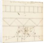 'Figures de l'examen theorique du nouveau systeme de charpente' [a new structural system] by Charles Dupin