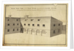 South west view of the East Wingà [of Heckingham Workhouse, Norfolk] by Anonymous