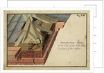 Perspective view of the End of the Wall Plateà [of Heckingham Workhouse, Norfolk] by Anonymous