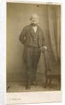 Portrait of Sergeant Charles Anderson (1790-1866) by Elijah Aldis