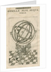 Tycho Brahe's second equatorial armillary sphereillary sphere by Anonymous