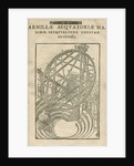 Tycho Brahe's great equatorial armillary instrument by Anonymous