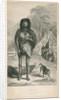 'Fuegian (Yapoo Tekeenica) at Portrait Cove' by Thomas Landseer