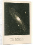 '...nebula M. Andromedae' by Cassell & Co