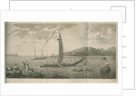 Fishing scene, Tahiti by Edward Rooker