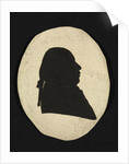 Silhouette of Tiberius Cavallo (1749-1809) by Anonymous