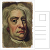 Portrait of Isaac Newton (1642-1727) by John Vanderbank