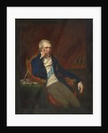 Portrait of Sir Benjamin Thompson, Count Rumford (1753-1814) by John Raphael Smith