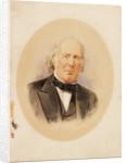 Portrait of William Sharpey (1802-1880) by F Beadell