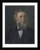 Portrait of John Tyndall (1820-1893) by Victor Zippenfeld