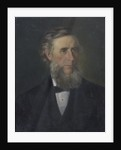 Portrait of John Tyndall (1820-1893) by Victor Zippenfeld