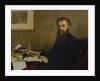 Portrait of William Kingdon Clifford (1845-1879) by John Collier