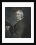 Portrait of John Evelyn (1620-1706) by Godfrey Kneller