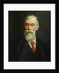 Portrait of Michael Foster (1836-1907) by John Collier