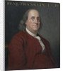Portrait of Benjamin Franklin (1706-1790) by Joseph Wright