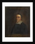 Portrait of William Harvey (1578-1657) by unknown
