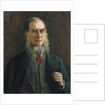 Portrait of Sir Joseph Dalton Hooker (1817-1911) by John Collier
