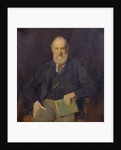 Portrait of William Thomson, Baron Kelvin of Largs (1824-1907) by William Quiller Orchardson