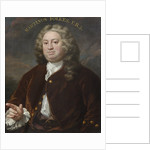 Portrait of Martin Folkes (1690-1754) by William Hogarth