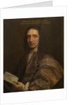 Portrait of Edmond Halley (1656-1742) by Thomas Murray