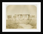 'Stonehenge. General view...' by Henry James