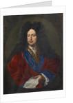 Portrait of Gottfried Wilhelm Leibniz (1646-1716) by unknown