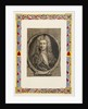 Portrait of Isaac Newton (1642-1727) by Anonymous