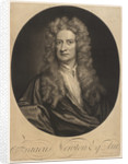 Portrait of Isaac Newton (1642-1727) by John Smith