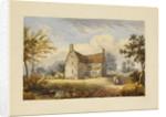 Woolsthorpe Manor by Thomas Howison