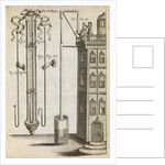 Robert Boyle's barometer by Anonymous