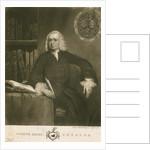 Portrait of Joseph Ames (1689-1759) by Thomas Hodgetts