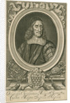 Portrait of Orlando Bridgeman (1606-1674) by Robert White